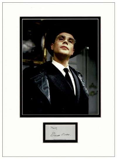 Richard Gibson Autograph Display - 'Allo 'Allo